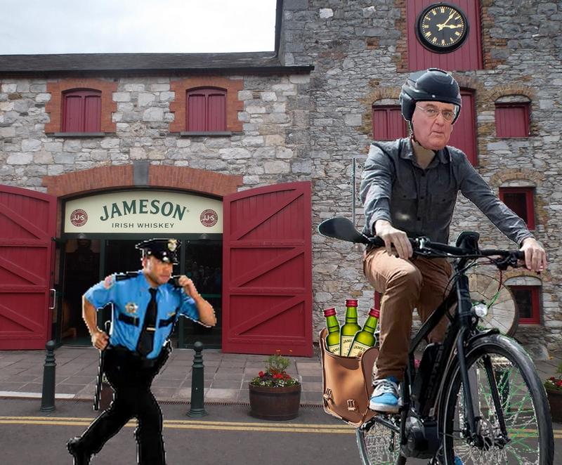 Jean claude vilain en irlande